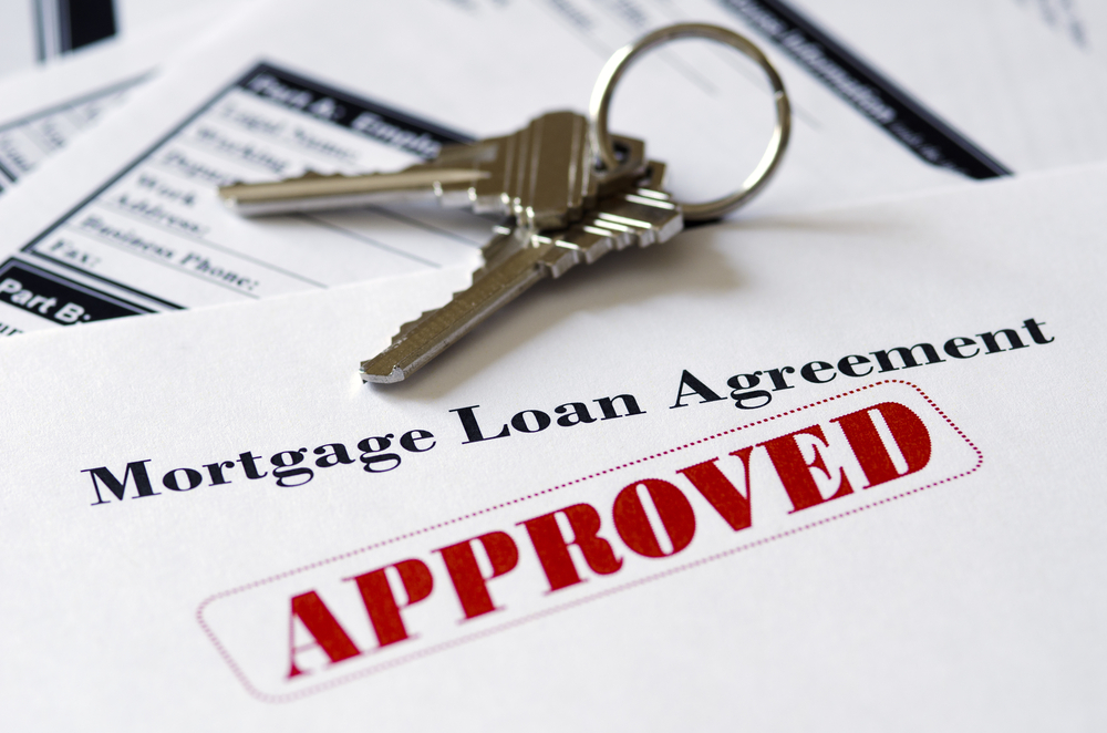 mortgage approval and house keys for houses for sale in colorado springs