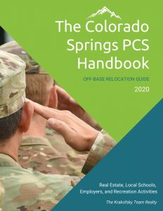 pcsing guide to military relocation in colorado springs